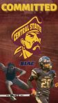 Tyler Nelson Commits to Central State University!
