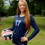 Observer Reporter Names Kylie Airesman Girls Volleyball MVP