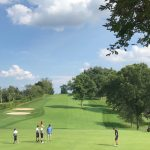Golf Team Tees Off for the 2019 season