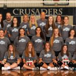 The Lady Crusader Volleyball team is hitting the road to Start the Season