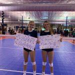 Volleyball Players setting career Milestones