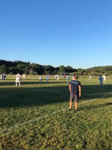 Soccer vs Bentworth