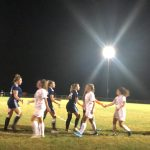 Girls Soccer Defeated Vincentian 6-0