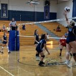 Girls Junior Varsity Volleyball beats Northgate 3 – 0