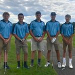 Golf falls to South Park to end the season