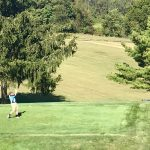 Golf falls to McGuffey