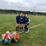 Girls Soccer Senior Day