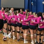 Girls JV Volleyball Sweeps Fort Cherry; Clinches Tie for Section Title