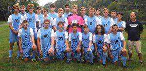 Boys Soccer Senior Rec Night
