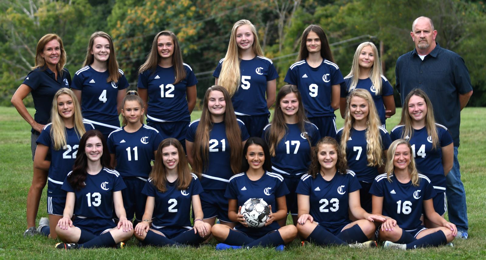 Girls Soccer Playoff Matchup