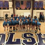 Girls Volleyball Outlasts Geibel 3-1; Plays Fort Cherry for Title on Saturday