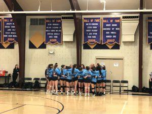 Girls Volleyball WPIAL Semi Finals