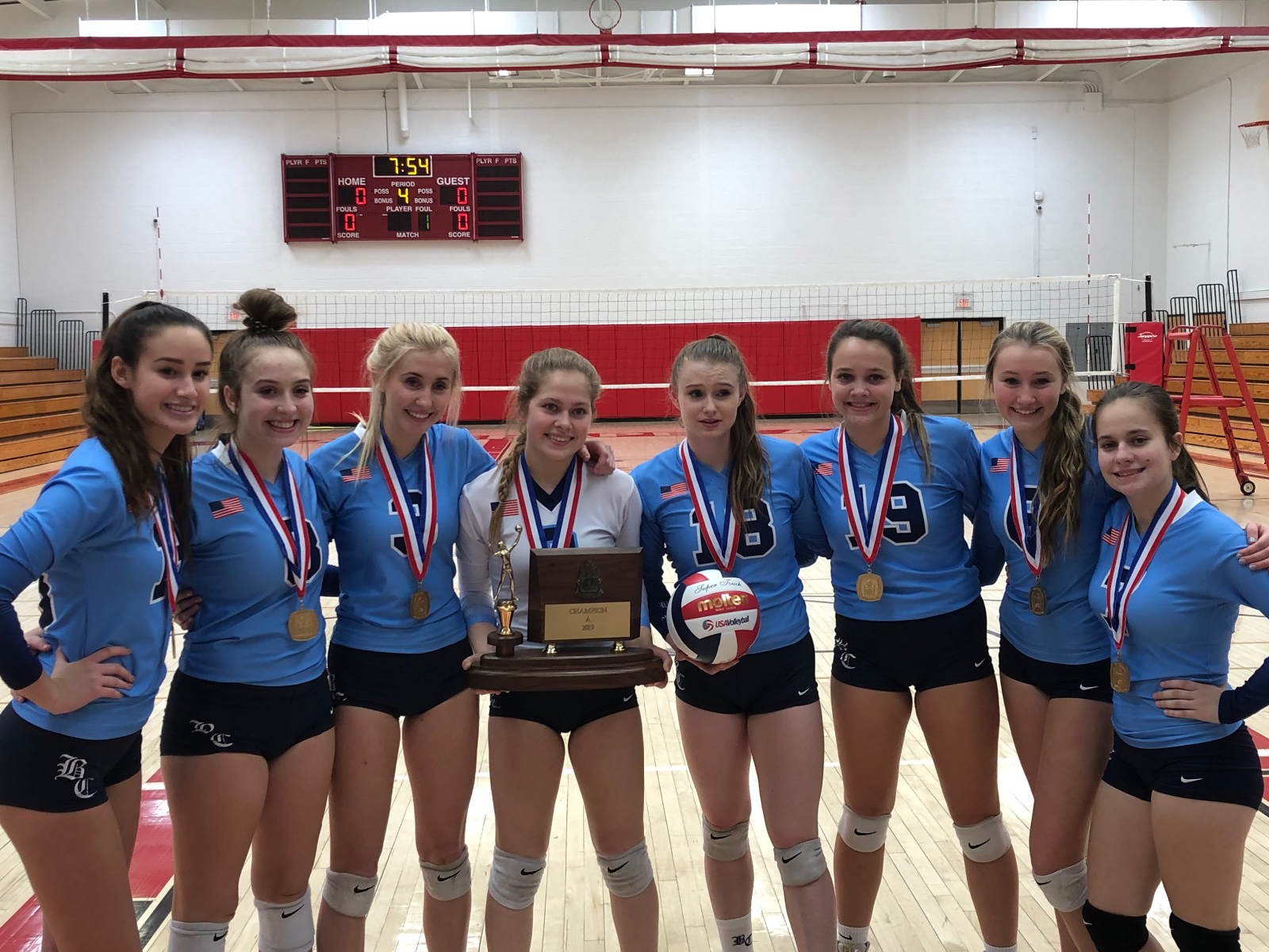 WPIAL Class A ALL-WPIAL VOLLEYBALL TEAM