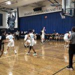 Boys Junior Varsity Basketball falls to Quaker Valley 45 – 36