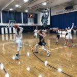 Girls Varsity Basketball beats Burgettstown 52 – 42 in Section Opener