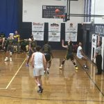 Boys Varsity Basketball Outlasts Geibel Catholic 60 – 53; Remains Unbeaten in Section Play