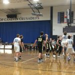 Boys Junior Varsity Basketball beats Mapletown 62 – 35