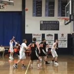 Threes and Pressure Push BC Boys JV Past J-M