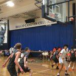 Defensive Burst Propels Boys Varsity Hoops over Rockets; Wins Section Title