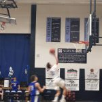 Boys JV Hoops Ends Home Season with Big Win Over Avella