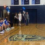 Senior Night Boys Basketball