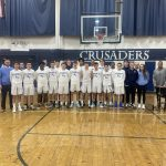 Boys Varsity Hoops Ends Section Season Undefeated; Beats Avella