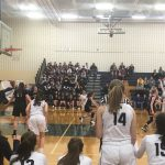 Big Third Quarter Pushes Girls Hoops past Riverview; On to Semifinals