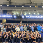 Girls Hoops beat Laurel for WPIAL Championship; 5th Title in 8 Years
