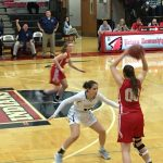 Girls basketball season ends in PIAA's First Round Loss to Bishop McCort