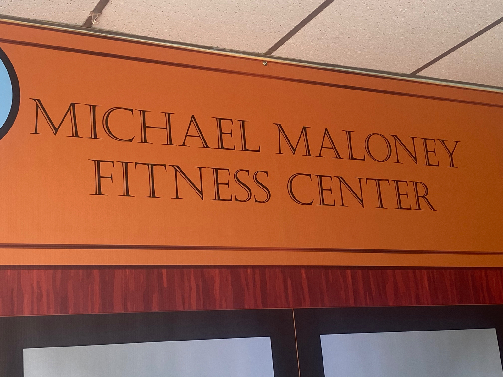 Construction Moving Along with the Michael Maloney Fitness Center
