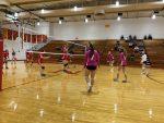 BC JV Volleyball beats Northgate 2 – 0