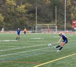 BC Girls Soccer Eliminated by Penalty Kicks in First Round Playoff