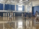 Girls Varsity Basketball Opens Season with Win over Union Area 45 – 19