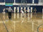 Girls Varsity Basketball beats Carlynton 56 – 49