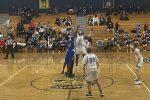 Boys Varsity Basketball beats Propel Montour on Senior Night