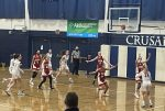 Girls Varsity Basketball falls to Eden Christian Academy 56 – 42