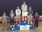 MIlko earns Silver Medal in Wresting Regionals; Advances to Super Regionals.