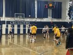 BC Boys Volleyball falls to Thomas Jefferson