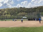 Canevin Softball scores 11 in 1st in Win over Cornell