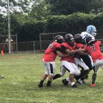 Boys Junior Varsity Football beats Cardinal Wuerl North Catholic 36 – 6