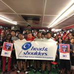 Head and Shoulders visits Football Team