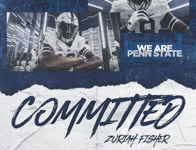 Congratulations to Zuriah Fisher!