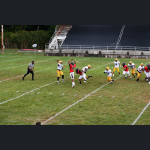 Boys Junior Varsity Football beats Montour 42 – 0