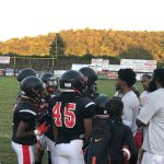 Boys Middle School Football beats Rochester Area 43 – 0