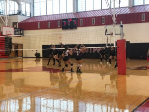 Volleyball vs. Quigley