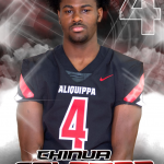 Way to go Chinua!