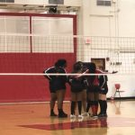Girls Varsity Volleyball falls to Union Area 3 – 1