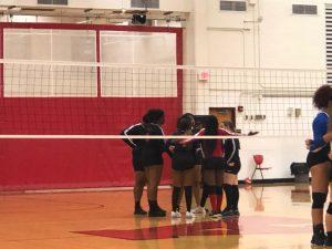 Volleyball vs. Union 10/1