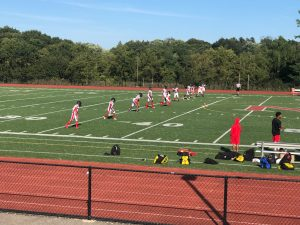 Middle School vs. North Hills 9/25