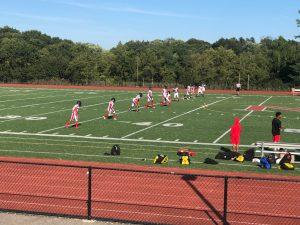 Middle School vs. North Hills 9/25